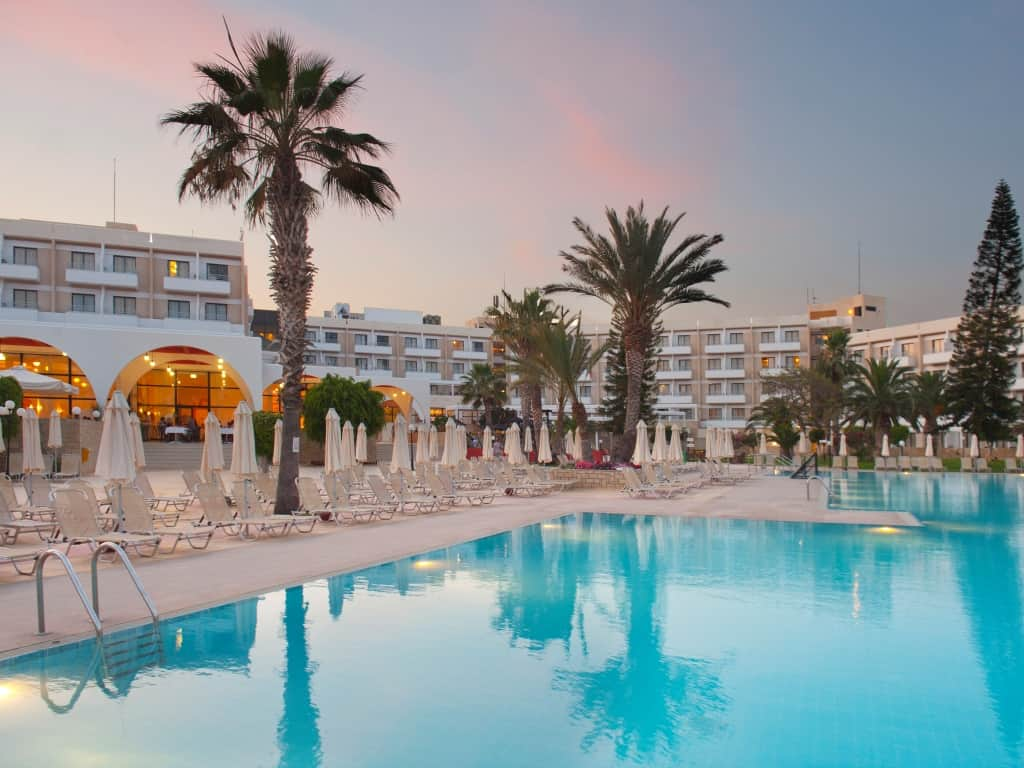 Louis Phaethon Beach Hotel Weddings In Paphos Cyprus