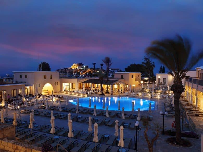 st elias resort
